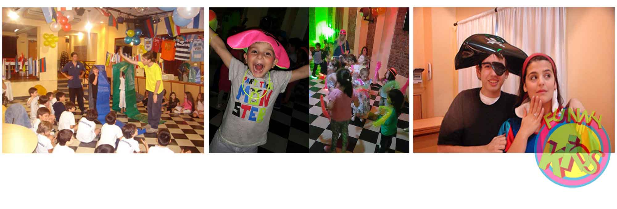 FUNNY KIDS...PARA QUE TU EVENTO SEA INOLVIDABLE..!